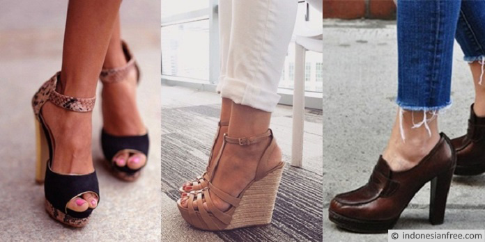tips memakai high heels untuk pemula