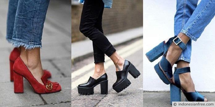 tips memilih high heels sesuai bentuk kaki