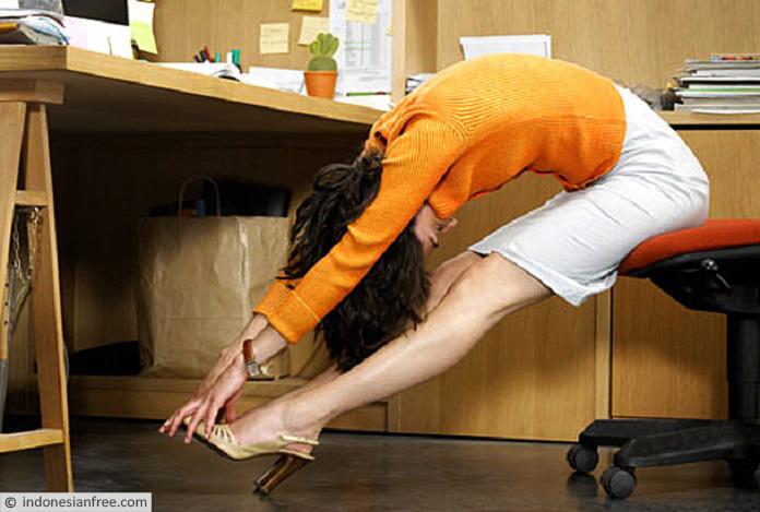 tips sehat di kantor