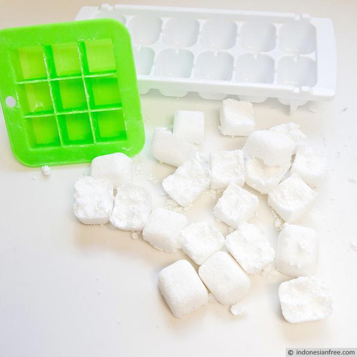 cara membuat sabun cuci piring sederhana