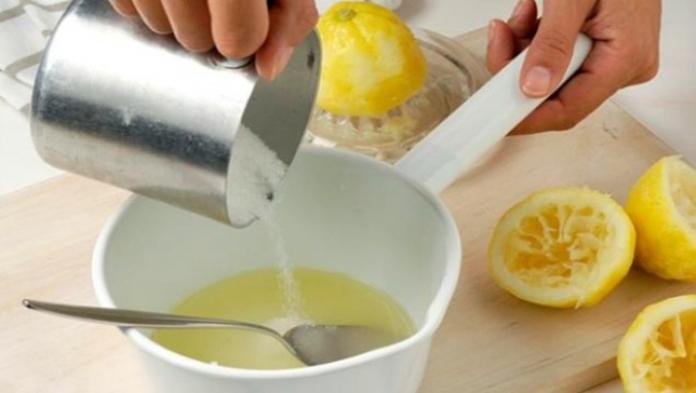 Obat Kumur Lemon