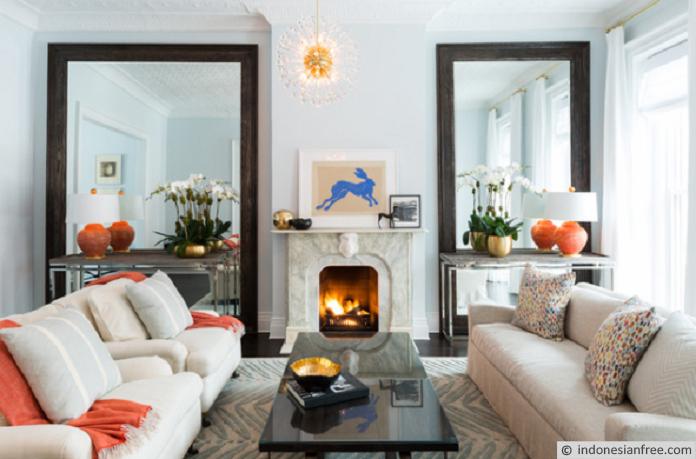 cara menata ruang sempit dan kecil jadi ruang keluarga nyaman