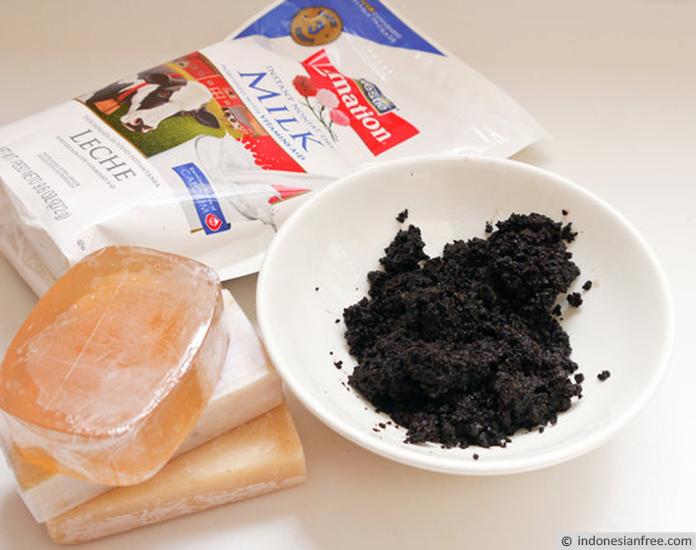 cara pembuatan sabun kopi