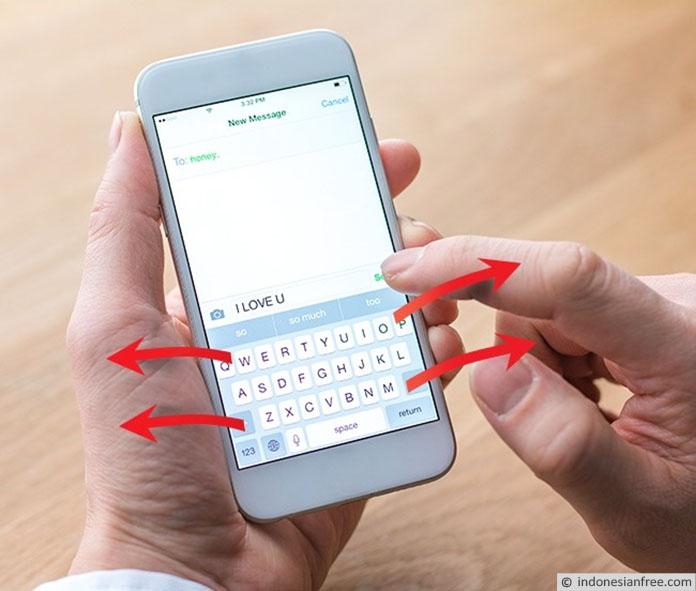 fitur canggih di handphone