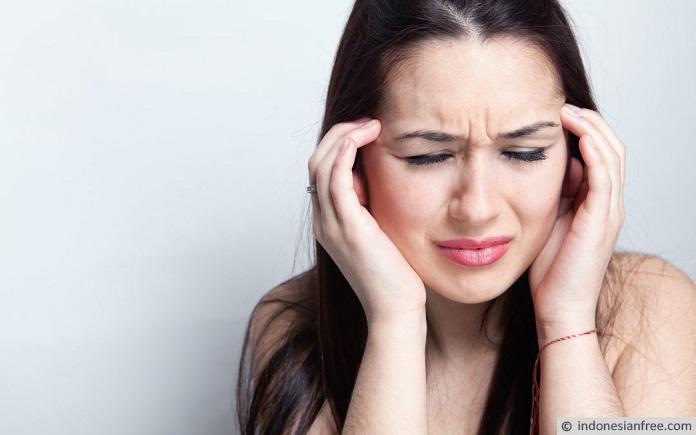 gejala stres tingkat tinggi