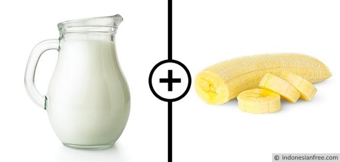 Susu dan Pisang