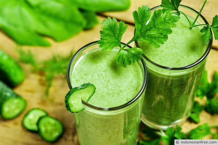 manfaat jus seledri untuk kesehatan