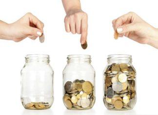 prosentase pembagian keuangan keluarga