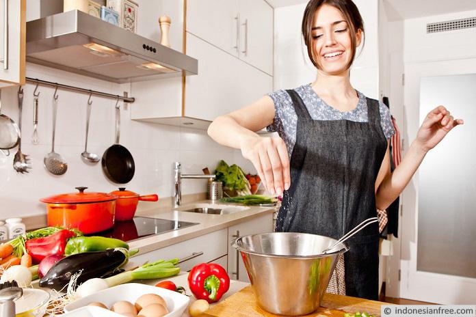 cara mengolah makanan yang benar agar tidak kehilangan kandungan gizinya
