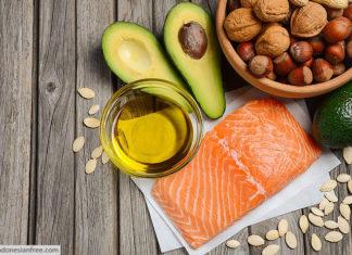 makanan yang dianjurkan saat diet