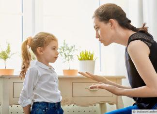 mengajarkan si kecil sopan santun