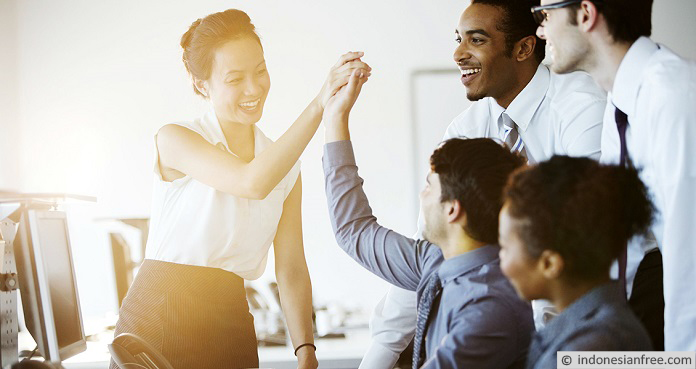 tips mendapatkan promosi kerja