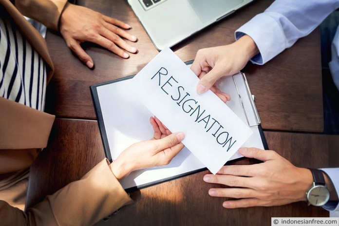 tips sebelum resign